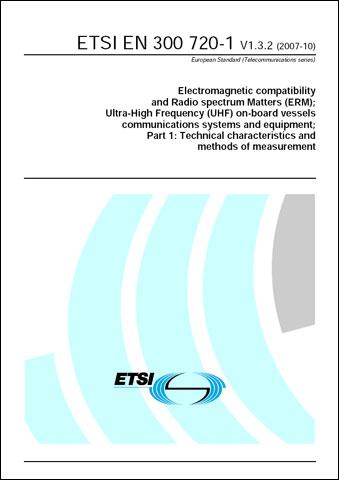 ETSI EN300 720-1