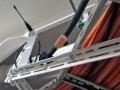 Particolare cavo radiante e antenna per diffusione segnale radio