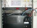 Rack con ripetitore UHF installato presso Mose Venezia